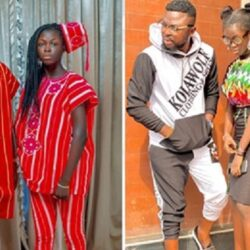 """""""Daddy and Daughter"""" – Reactions As Yoruba Actor Kolawole Ajeyemi Step out with his Beautiful Daughter (Photo)"""