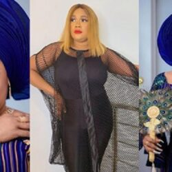 Veteran Yoruba Actress Sikiratu Sindodo Celebrates Her Birthday In Grand Style As She Clock 45 Today (Photos)