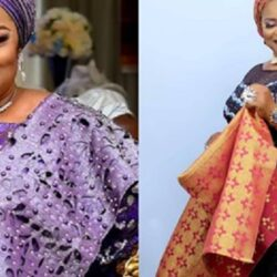 """Rejoice with me"" Veteran Yoruba Actress Wunmi Yetunde Say As She Clock 61 Today (Photos)"