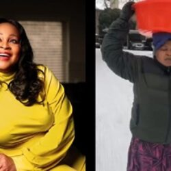 """"""" We Are Also Going Through Hell In America""""- Veteran Yoruba Actress Bukky Wright Cries Out As She Share A Video"""