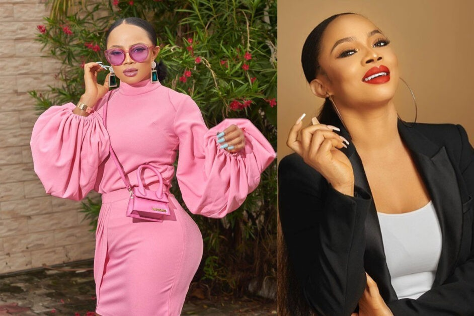 Toke Makinwa Replies A Man Who Called Her Out For Giving Relationship Advice When She's Single