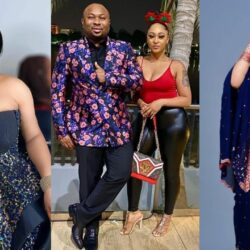 Rosy Meurer replies those criticizing her for getting married to Tonto Dikeh's ex-husband, Churchill