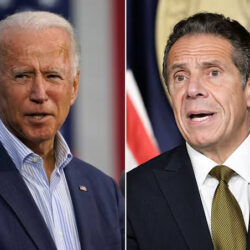 White House reacts to sexual allegations leveled against New York Governor Andrew Cuomo