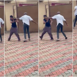 Zimbabwe Bank CEO takes leave of absence after video of him assaulting his wife went viral (video)