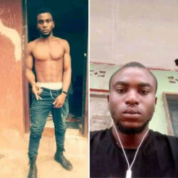 Man on the run after he allegedly killed his mother and cut off her head (graphic photos)