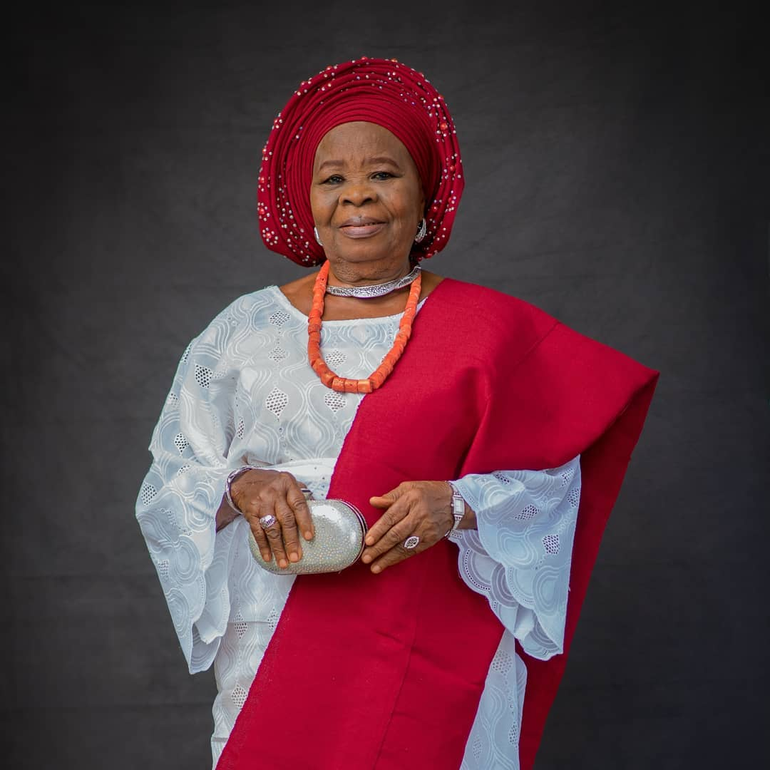 Bimbo Oshin's Mother