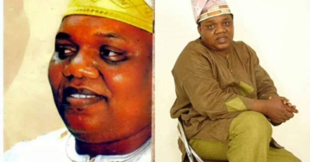 Remembering Alade Aromire, The Man Who Died At 45 After Changing The Face Of Yoruba Movies. See Pictures and Family