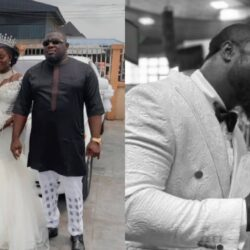 Nigerian Singer, HarrySong officially ties the knot with his fiancee
