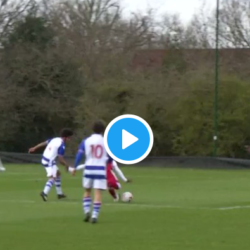 Another Theiry Henry? Watch this Stunning Strike From Henry Jeffcott