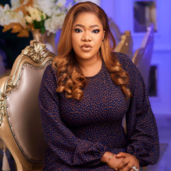 Toyin Abraham shuns Yvonne Jegede's peace offering hours after being mocked by her