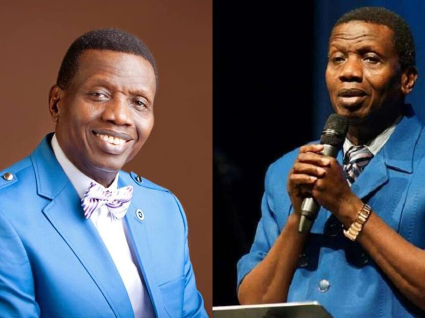 HAPPY BIRTHDAY!!!!!! To Pastor E.A Adeboye as he clocks 79 years old today