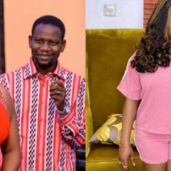 Reactions As Nollywood Actor Afeez Owo Gushes Over Wife, Mide Martins As She Stuns In New Photos
