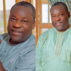 Veteran Yoruba Actor Aina Gold Celebrates His Birthday As He Clock 58 Today (Photos)