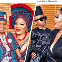 Gossip_Celebrity Actress Enitan Abeke Odugbemi Shares Stunning Pictures To Celebrate Her Son's 4th Birthday
