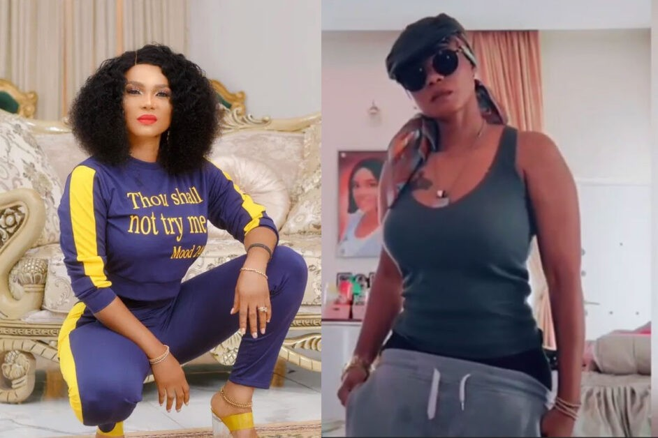 Why Make Such A Video, It Is Wrong' – Nigerians Blasts Iyabo Ojo Over Video About COVID-19 Vaccine