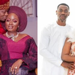 """I Gat You All The Way"" – Yoruba Actor Lateef Adedimeji Celebrates Actress Adebimpe Oyebade In A Special Way As She Clock 27 Today (video)"