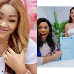 Congratulations Are In Order For Yoruba Actress Mercy Aigbe As She Become The Latest Ambassador In Town (Photos)