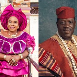 Happy Birthday to Deaconess Olubukola Taiwo Hassan, Wife of Alhaji Taiwo Hassan (Ogogo) who is a Christian. See her Lovely Pictures