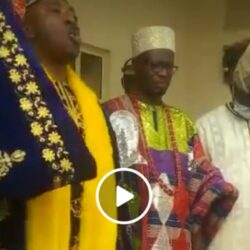 PHOTOS: Oluwo Visits Sultan of Sokoto Today On One Nigeria, Watch Their Discussion (video)