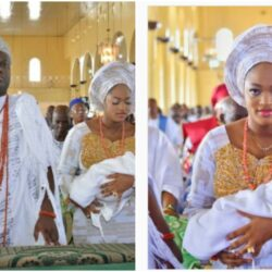 """""""..the pressure made motherhood difficult"""" Ooni of Ife's wife, prophetess Silekunola spills on two years delay before son's birth"""