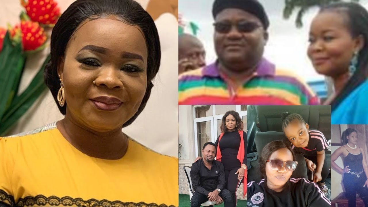 Meet The Husband Of Bimbo Oshin Who Is The Owner Of Dudu Heritage popular promoter @ 50