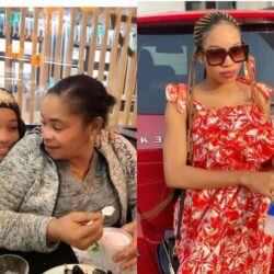 Meet The Beautiful Daughter of Veteran Yoruba Actress, Remi Surutu (Photos)
