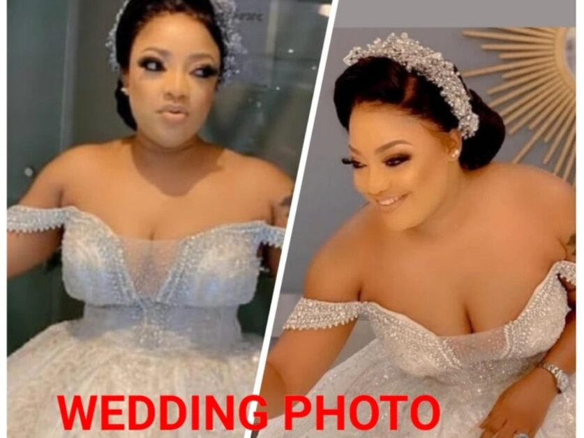 Check Out The Actors And Actresses That Congratulated Sotayo After Sharing Wedding Photos Of Herself