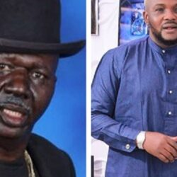 """""""No one does it better With his talent I Take Up Baba Suwe's Battle With Anybody"""" – Yoruba Actor Yomi Fabiyi Declare Undying Love For Baba Suwe"""