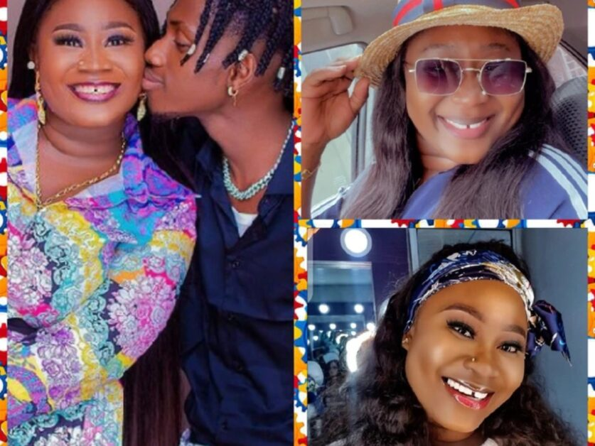 Yetunde Bakare Appreciates Being A Single Mother As She Shows Off Her Grown up Son(Photos)
