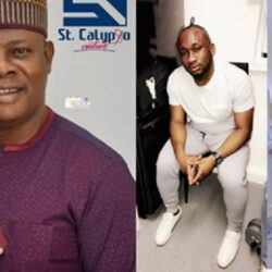 Veteran Yoruba Actor Yinka Quadri Celebrates His Son And Granddaughter As they Celebrates Their Birthday Today (Photos)