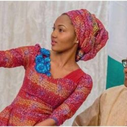 Buhari's daughter takes action after being cyber bullied for six years