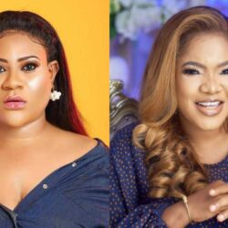 Actress, Nkechi Blessing reveals Toyin Abraham is very sick