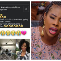 Actress, Aisha Lawal reacts to rumours that she Died During Child Birth