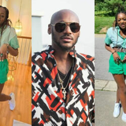 2Face Idibia's Daughter Ehi Disclose How Weird She Feels If Told She Looks Like Her Dad – Video