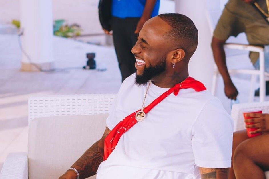 Davido Once Again Changes His Number To Enjoy The Peace Of Mind He Has Now