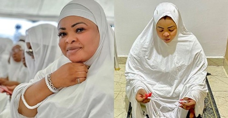 'Make Me A Complete Woman' – Actress, Dayo Amusa Publicly Cries Out To God