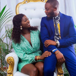 Videos from the ongoing wedding ceremony of Fuji star, Pasuma's daughter Oyindamola and her husband Olajuwon