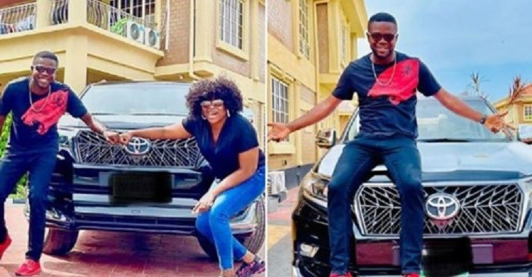 'Life is not a matter of wishing, asking and obtaining' Funke Akindele's husband, JJC Skillz, shares the secret of their success