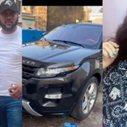Congratulations Are In Order For Yoruba Actress Joke Jigan As Her Husband Gifted Her A Brand New Car (Video)