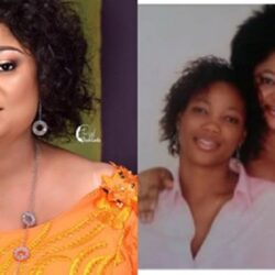 Reaction As Yoruba Actress Ronke Oshodi-Oke Remember Her First Daughter Who Died 10 Years Ago