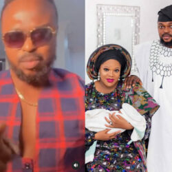 """""""You Are The Ones Viewing My Posts With Jealousy""""- Yoruba Actor Kolawole Ajeyemi Replies Critics Accusing Him Of Always Showing Off"""