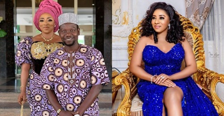 Veteran Yoruba Actor Afeez Owo celebrates his wife, Mide Martins's Birthday As Turn A Year Older Today