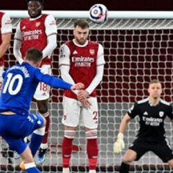 EPL: Leno's blunder gifts Everton all three points