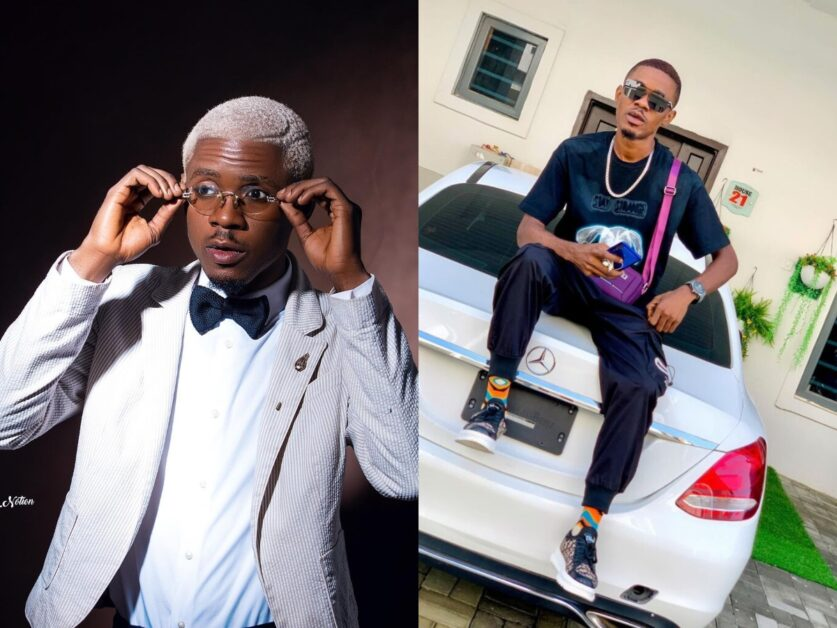 Celebration As Fast Rising Yoruba Actor And Singer, Tee Famous Aquires A Car (Photos)