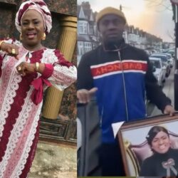 Watch the Moment Mama Rainbow Son Surprise Her on Mother's Day