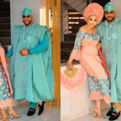 """""""To put our future first, we must set our differences aside"""" – Nollywood Actor Bolanle Ninalowo Says As He Celebrates 17years Wedding Anniversary With His Beautiful Wife (Photos)"""