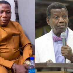 I Didn't Abuse Baba Adeboye; He's My Father: Igboho Clears The Air on Mocking Pastor Adeboye over his Son's Death (Videos)