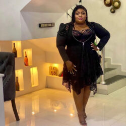 Actress, Eniola Badmus gives interesting response to follower who asked if she's depressed