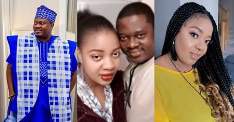 Veteran Actor Muyiwa Ademola, Celebrate His Wife's Birthday As She Turn A Year Older Today