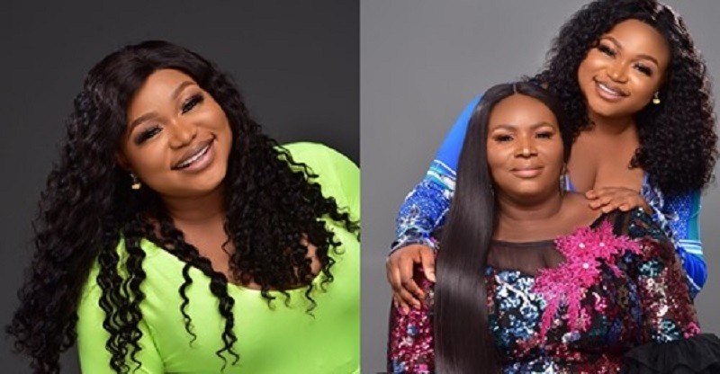 'Thank you for the way you raised me' – Actress, Ruth Kadiri pens down a note to appreciates her mum